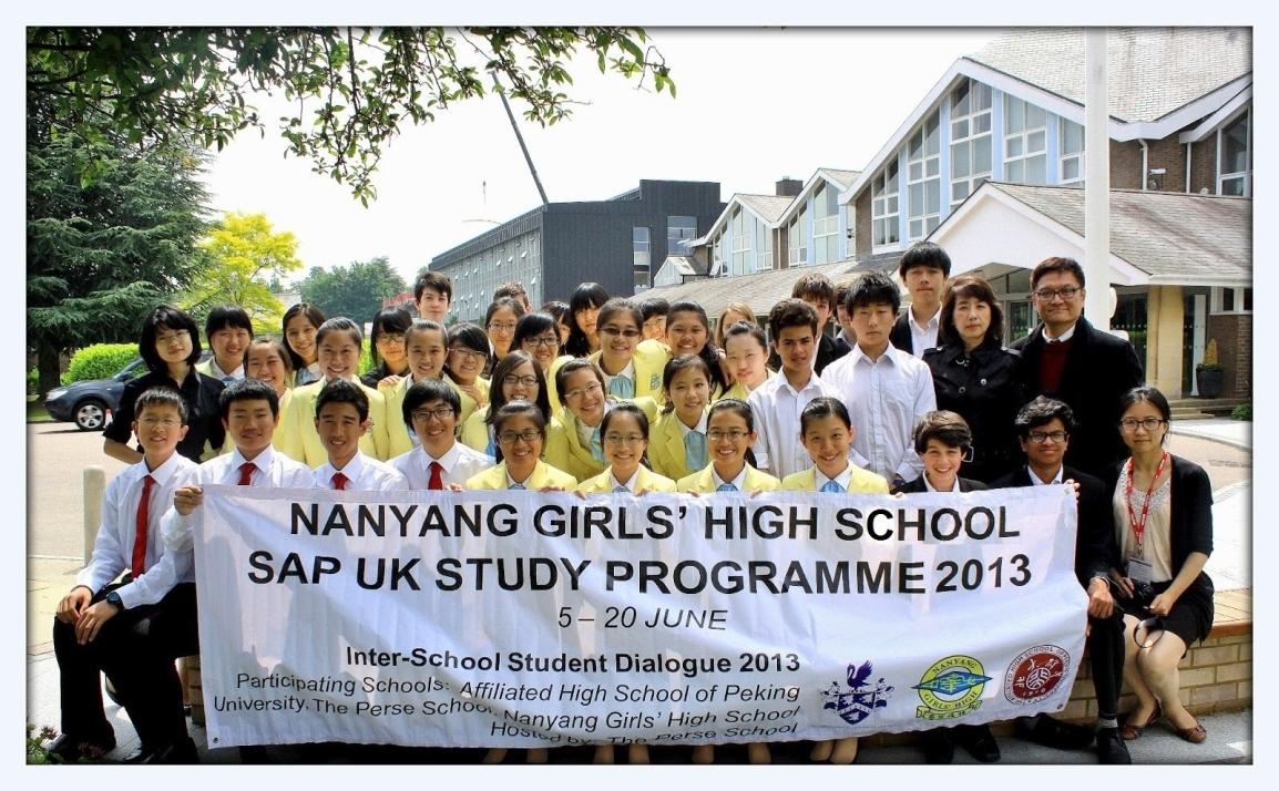Exchange Programme 2013